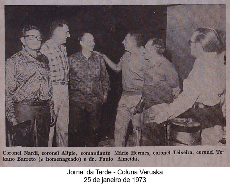 Jornal da Tarde de 25 de janeiro de 1973