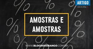 Durango Duarte - Amostras e amostras