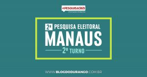 Durango Duarte - #Pesquisa365: Artur 52% X Marcelo 48%