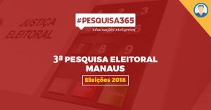 Pesquisa 365 - 2 Pesquisa Eleitoral em Manaus