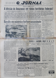Durango Duarte - José Osterne de Figueiredo: um grande azarado ou um assassino em série?
