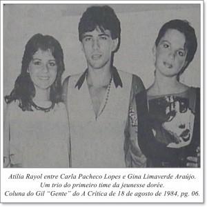 18 DE AGOSTO DE 1984