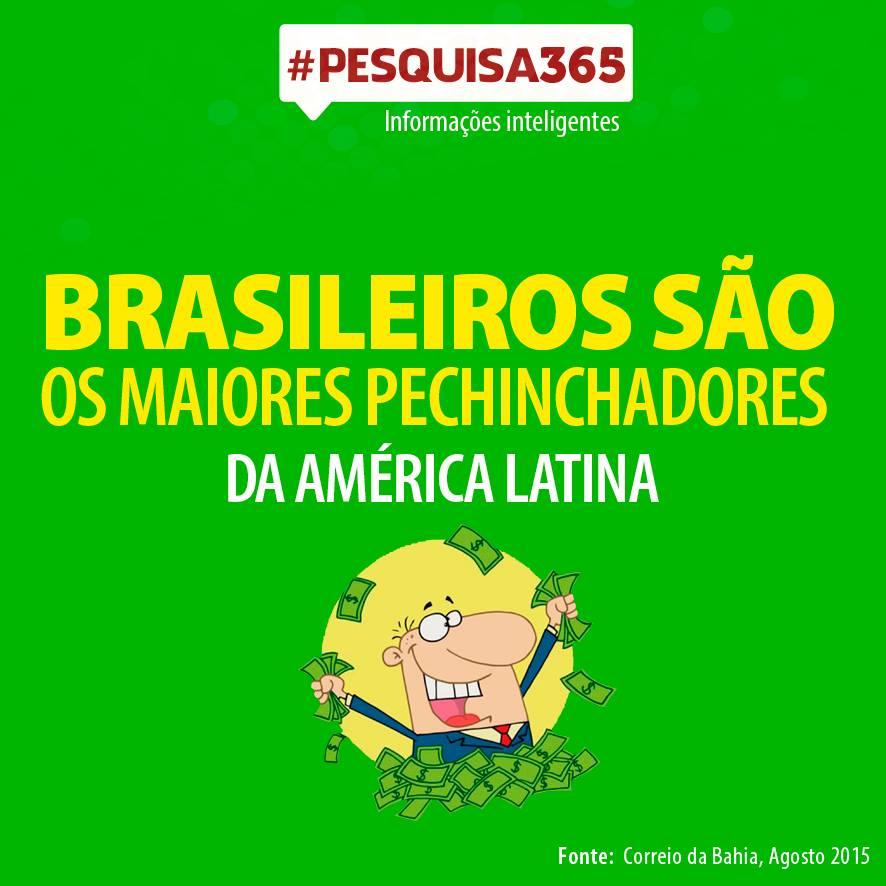 PESQUISA365_PECHINCHADORES