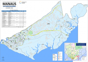 mapa-manaus-31a-zona-eleitoral-2016