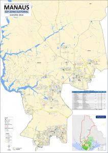 mapa-manaus-62a-zona-eleitoral-2016