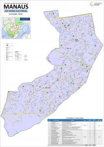 mapa-manaus-70a-zona-eleitoral-2016