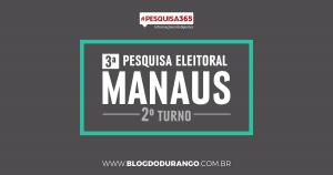 Durango Duarte - #PESQUISA365: Marcelo perdeu, Artur reeleito