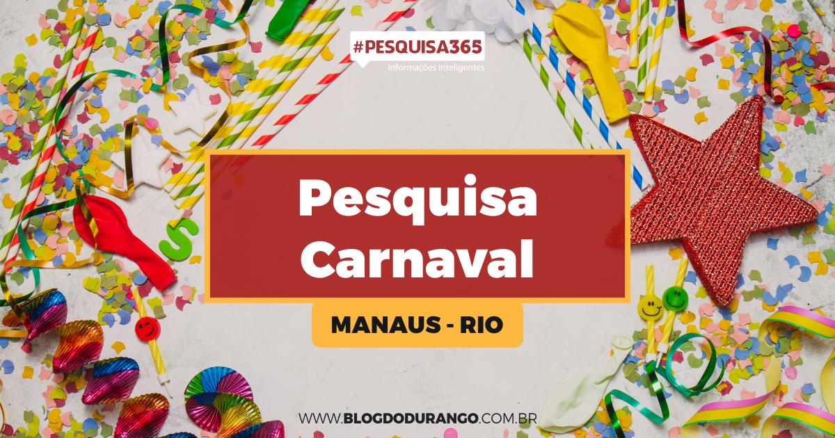 Durango Duarte - A escola de samba preferida dos manauaras