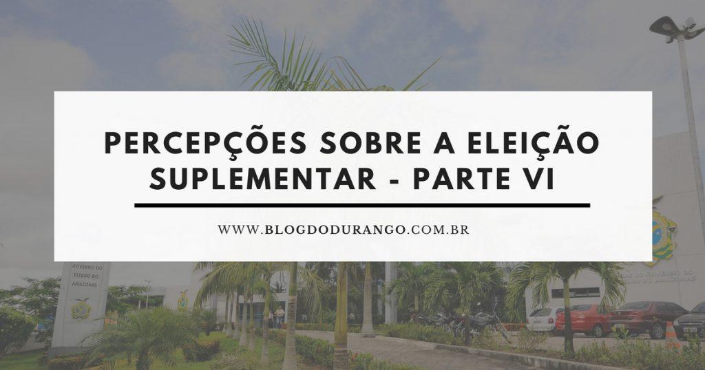 Durango Duarte - Amazonino será governador pela quarta vez
