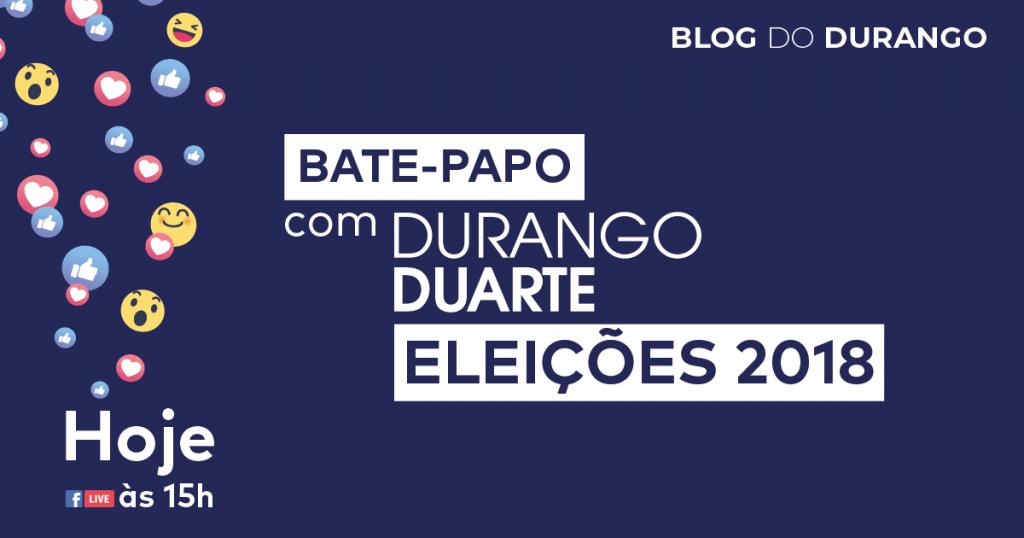 Bate-papo - Eleições 2018